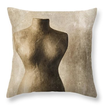 Sophistication II Throw Pillow by Amy Weiss