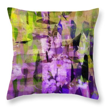 Sophora Throw Pillow