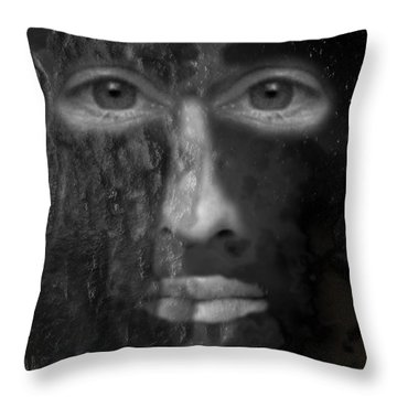 Soul Emerging Throw Pillow