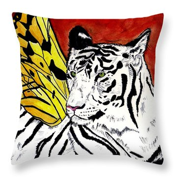 Soul Rhapsody Throw Pillow