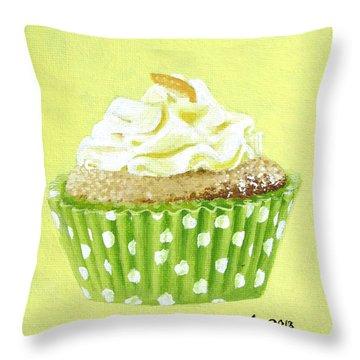 Sour Harmony Throw Pillow by Kayleigh Semeniuk