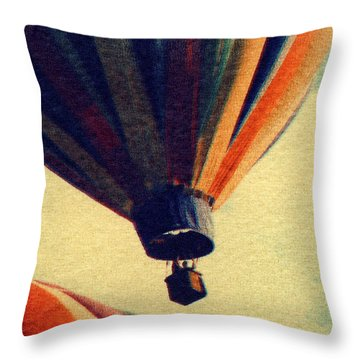 South By Southwest Throw Pillow by Garry McMichael