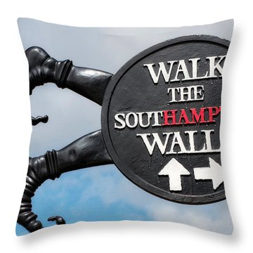 Southampton  Throw Pillow