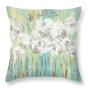 Southern Charm Throw Pillow by Kirsten Reed