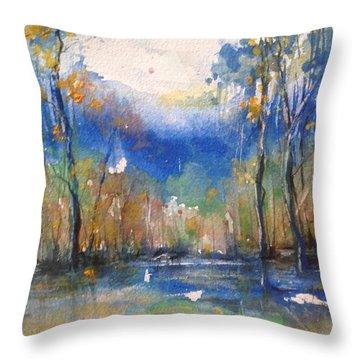 Southern Comfort Throw Pillow