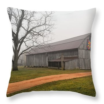 Southern Maryland Charm II Throw Pillow by Susan Smith
