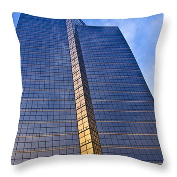 Southfield Hi Rise Throw Pillow by Bill Woodstock