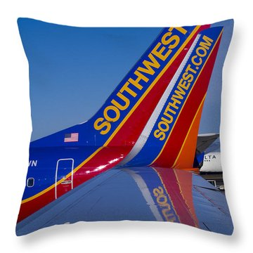 Southwest Throw Pillow