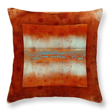 Southwest Sunset 1 Throw Pillow