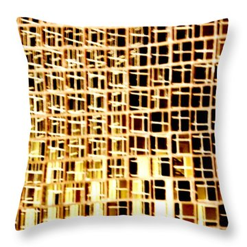 Throw Pillow featuring the photograph Spacetime by Amar Sheow