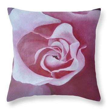 Spanish Beauty 2 Throw Pillow