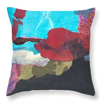 Spanish Nights Throw Pillow