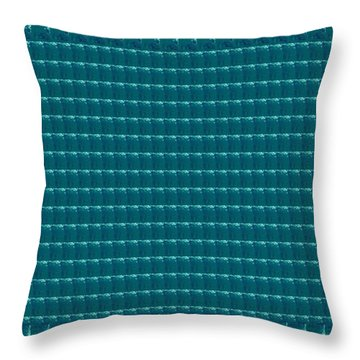 Sparkle Teal Pattern With Border Elegant Energy Art  Navinjoshi  Download Rights Managed Images Grap Throw Pillow