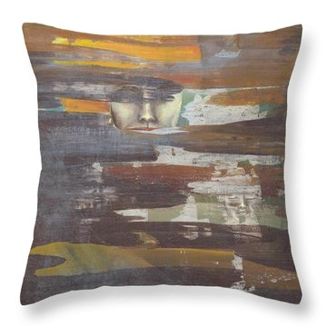 'speaking Life' Throw Pillow