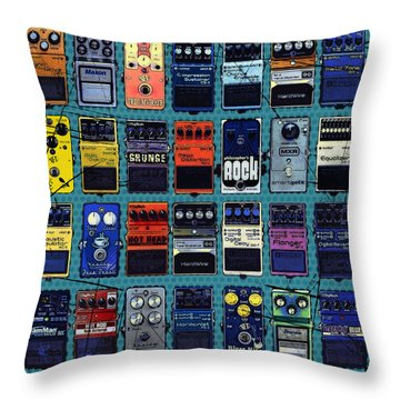 Special Effects Throw Pillow