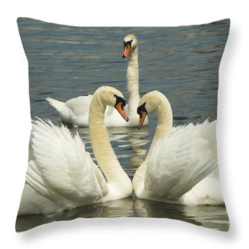 Special Kinda Love Throw Pillow
