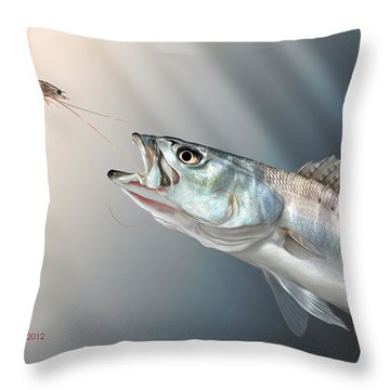 Speck Snack Throw Pillow