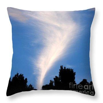 Spectacular Show 2 Throw Pillow
