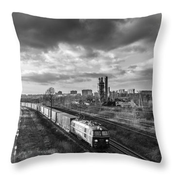 Speedy Et Throw Pillow