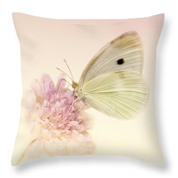 Spellbinder Throw Pillow
