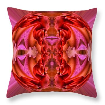 Spherical Art No 12 Throw Pillow