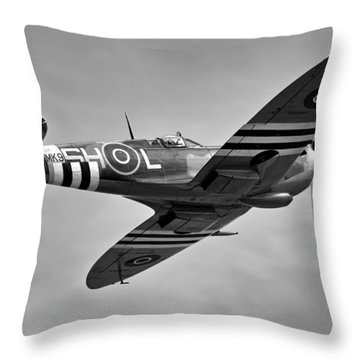 Spifire Pass Throw Pillow