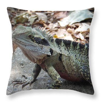 Spiky Throw Pillow