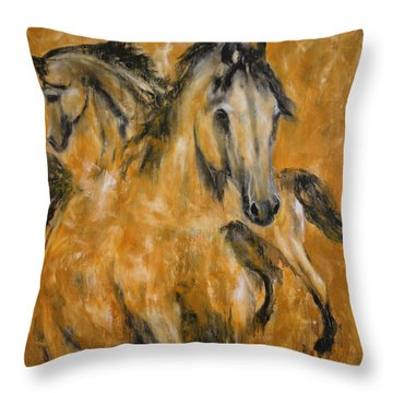Spirit Awakening Throw Pillow