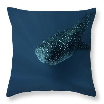 Deep Sea Throw Pillows