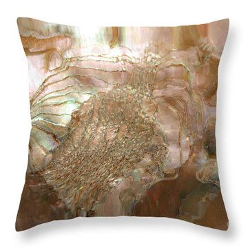 Throw Pillow featuring the photograph Spirit Of The Soul by Sherri  Of Palm Springs