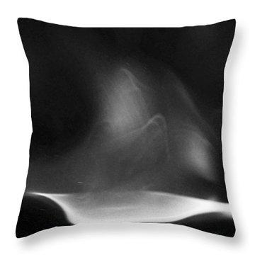 Spirit Rise Throw Pillow