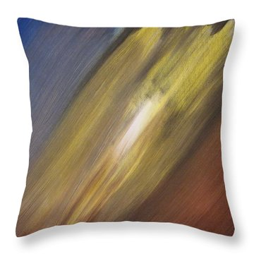 Spirit Throw Pillow by Tim Townsend