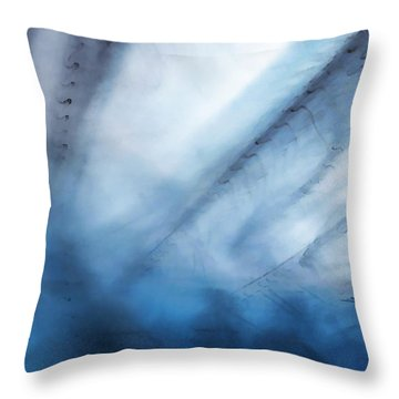 Spirits Throw Pillow by Menega Sabidussi