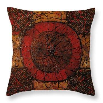 Spiritual Movement Throw Pillow