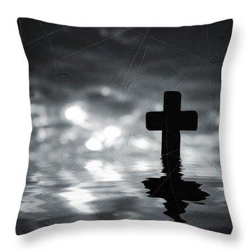 Spirituality  Throw Pillow