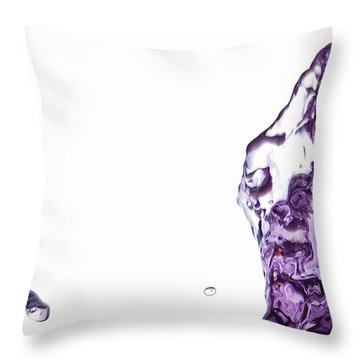Splash 8 Throw Pillow