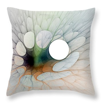 Splatt Throw Pillow