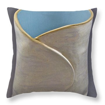 Spontaneous 07-023 Throw Pillow