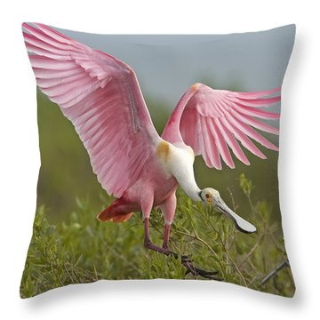 Spoonie Throw Pillow