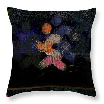 Sport B 7 B Throw Pillow by Theo Danella