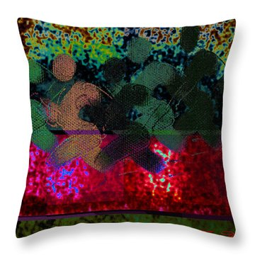 Sport B 7 C Throw Pillow by Theo Danella