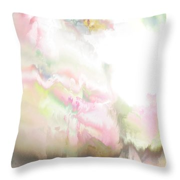 Spring IIi Throw Pillow