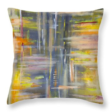 Spring In Finland 1 Throw Pillow