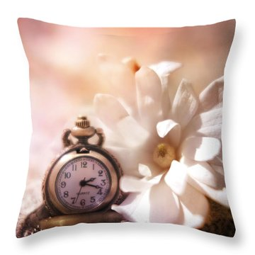 Spring Time II Throw Pillow
