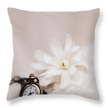 Spring Time IIi Throw Pillow