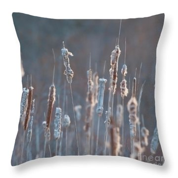 Spring Whisper... Throw Pillow