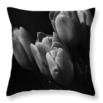 Spring Whispers Throw Pillow