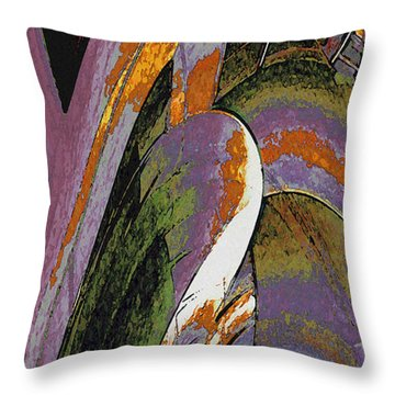 Spruce Goose Throw Pillow