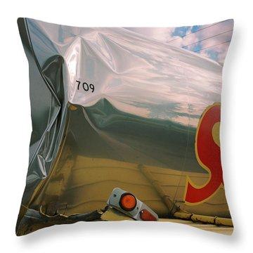 Squirtith Throw Pillow