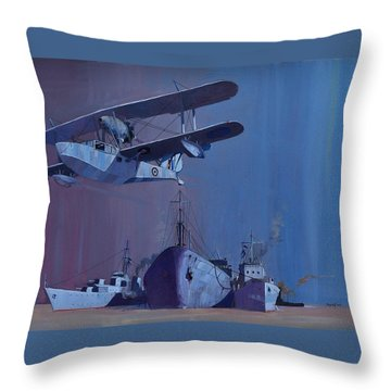 Ss Ohio Throw Pillow